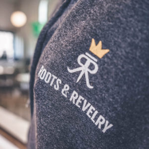 roots and revelry hoodie